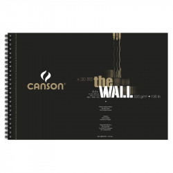 Bloc de papier The Wall - Canson