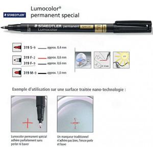 Lumocolor permanent Spécial - Staedtler