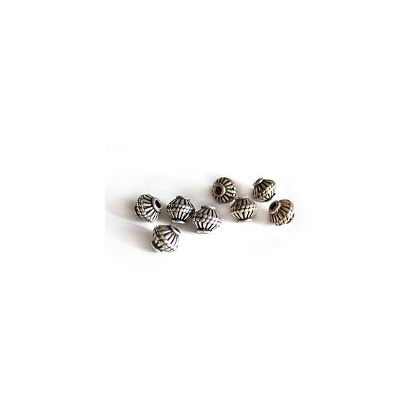 Perle métallique