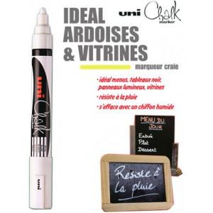 Marqueur craie PWE5M - Uni Chalk