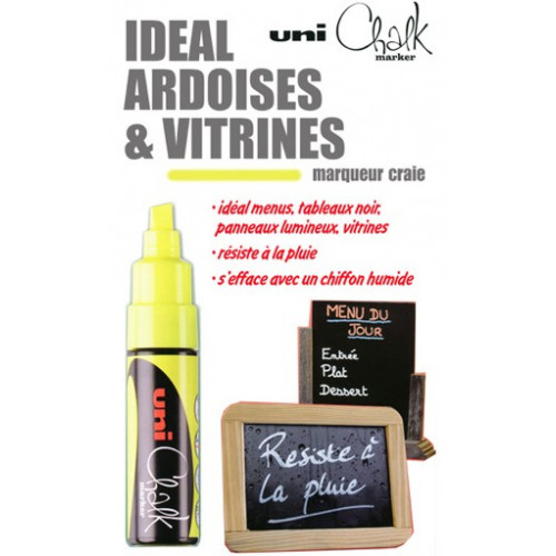 Marqueur craie PWE-8K - Uni Chalk