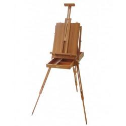 Boîte chevalet en Bambou - Manet