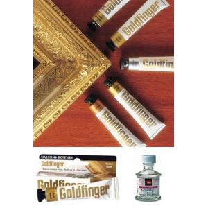 Pâte à dorer Goldfinger - Daler Rowney