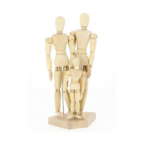 mannequins articul e en bois homme femme et enfant. Black Bedroom Furniture Sets. Home Design Ideas