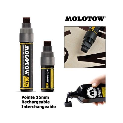 Marqueur Masterpiece Speedflow - 15mm - Molotow