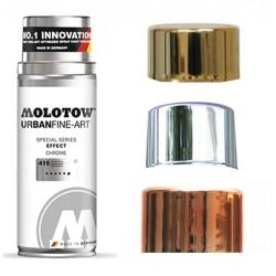 Bombe de peinture effet chromé - Haut de gamme - Molotow