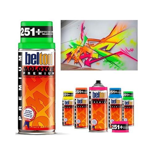 Bombe Peinture Fluorescente Molotowpeinture En Bombe Ou Spray