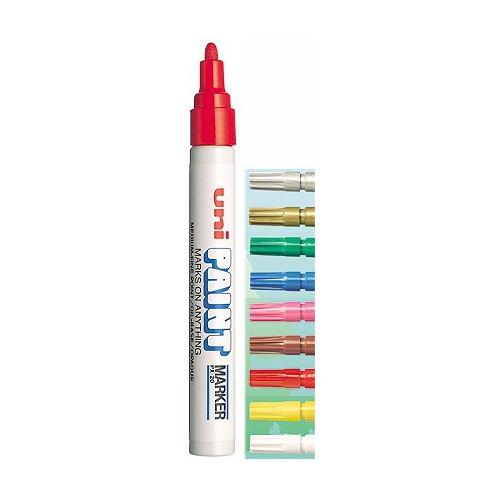 Uni Paint Marker PX20 , marqueur permanent à l'huile - moyen