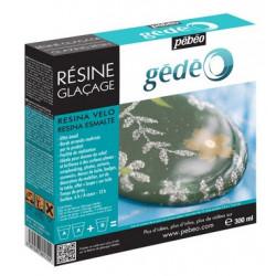 Résine glaçage - Gédéo