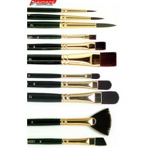 Pinceaux Black Ruby - série 30 - Léonard