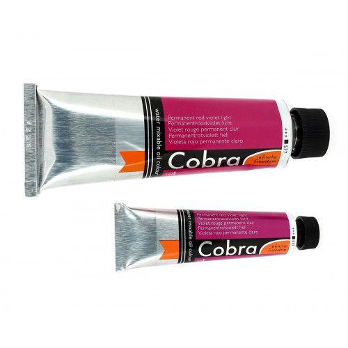 COBRA, peinture à l'huile diluable à l'eau