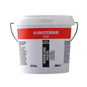Modeling paste (pâte pour structures) - Amsterdam