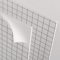 Carton plume® adhésif blanc - Canson