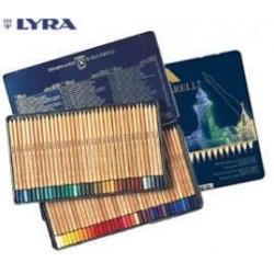Boîte de crayons Rembrandt Aquarell - Lyra