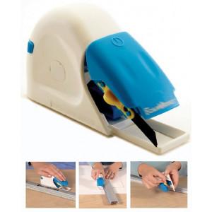 Outil de coupe droite, spécial carton plume et carton mousse