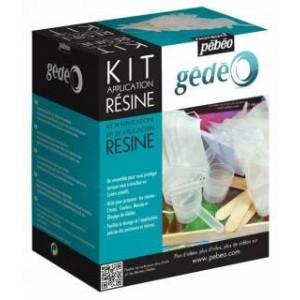 Kit d'application résine - Gédéo