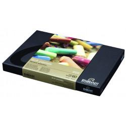 Boîte de demi-pastels secs Rembrandt