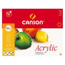 Canson Acrylic grain fin 400 g/m²