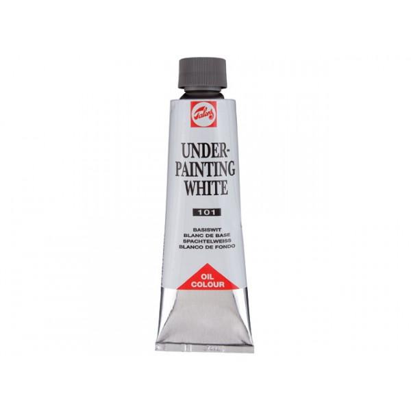 Blanc de base pour peinture à l'huile