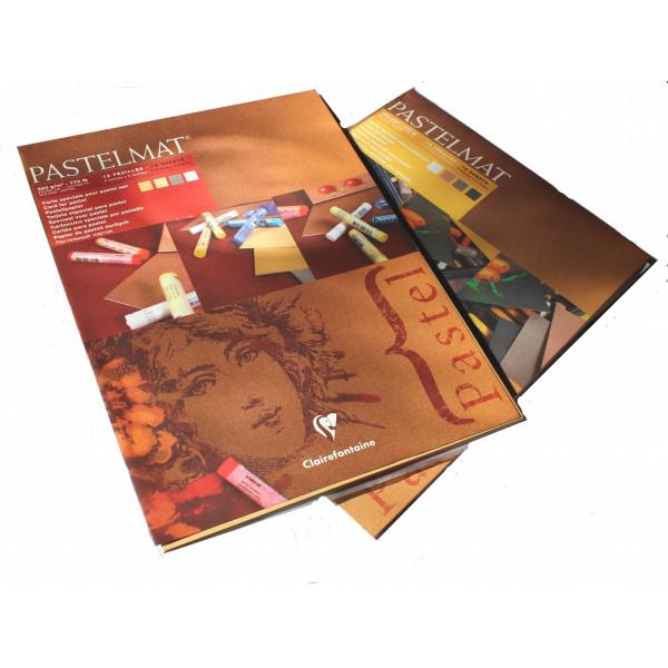 Pastelmat - cartes pour pastel - 360gr