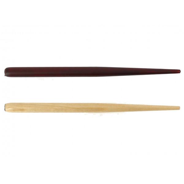 Porte-plume en bois