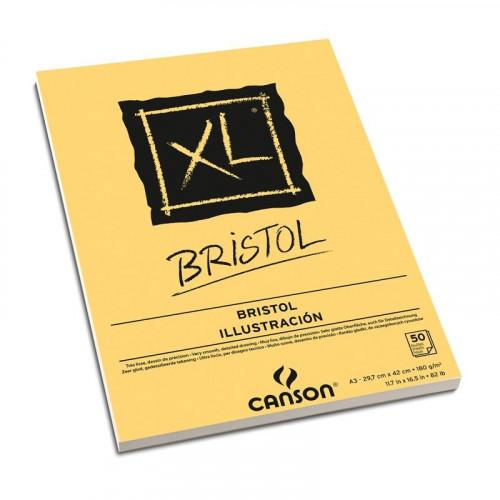 Bloc à dessin CANSON XL Bristol