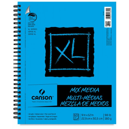 Bloc multi-technique CANSON XL Mix media