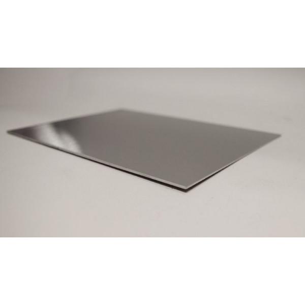 Plaque de zinc
