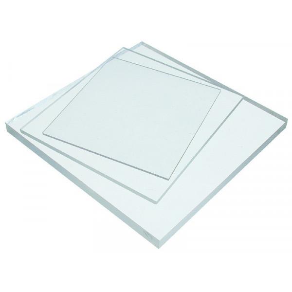 Plaque de plastique PVC