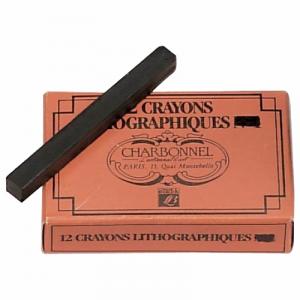 Boîte 12 crayons litho dur - Copal Tropical - charbonnel