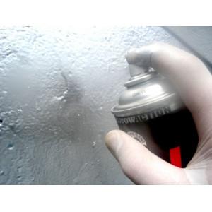 Bombe de peinture Chrome Molotow Burner