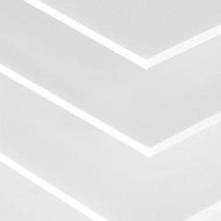 Carton mousse polyuréthane -  Blanc - KAPA® Créa