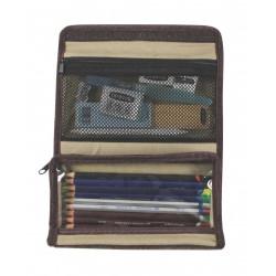 Trousse pour crayons et accessoires Artpack - Derwent