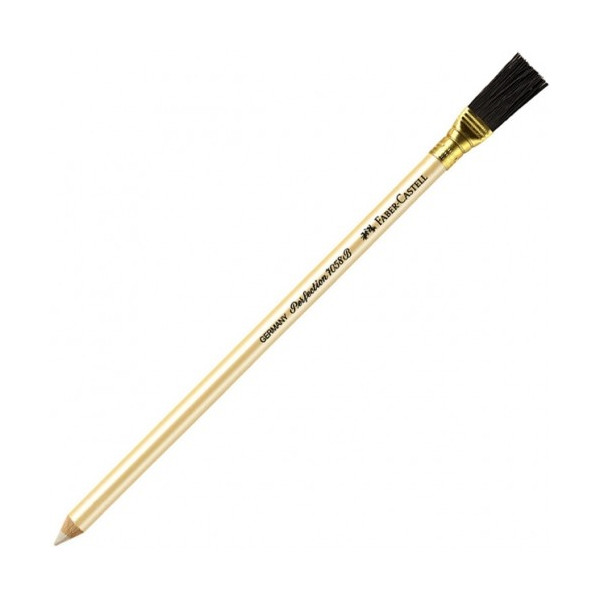 Crayon-gomme Perfection avec brosse - Faber-Castell