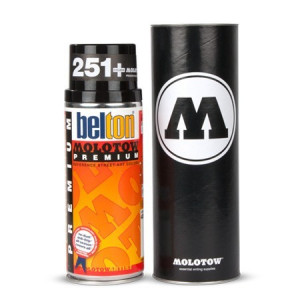 Bombe Molotow vide - Can safe