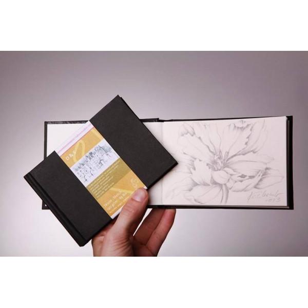 Livre de croquis D&S - 140gr - 9x12.5cm - Hahnemühle