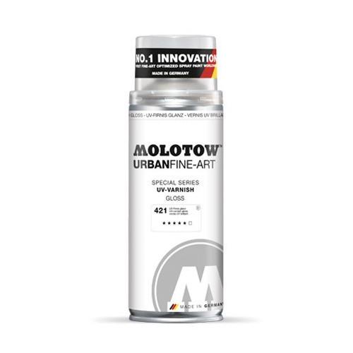 Bombe de vernis - anti-UV - Molotow
