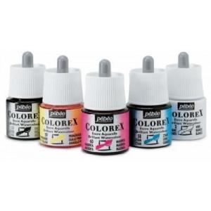 Encre aquarelle Colorex  - Pébéo