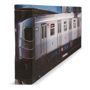Métro de New York - Toile à customiser - Molotow
