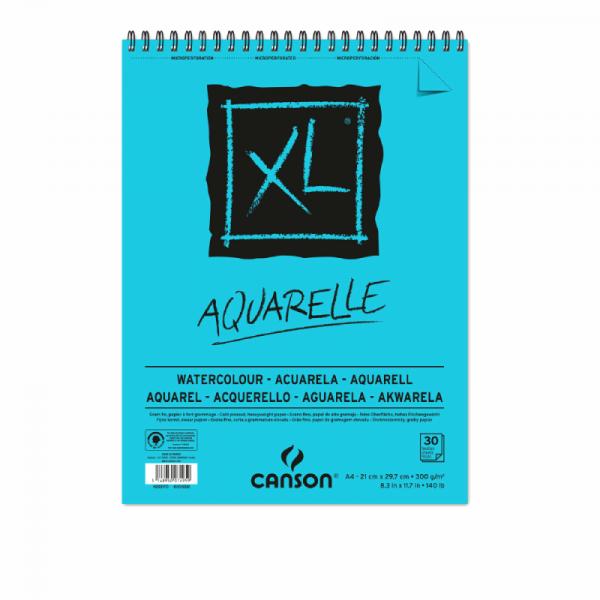 Bloc aquarelle CANSON XL