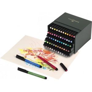Coffret 60 feutres PITT artist pen - Faber-Castell