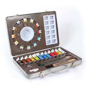 Coffret métal peinture aquarelle - Pébéo