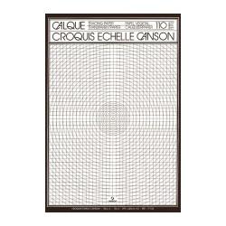 Calque transparent - A3 -110gr/m² - Canson