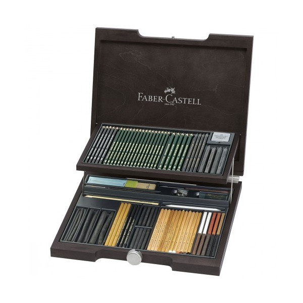 Coffret Pitt Monochrome - Faber-castell