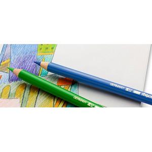 Coffret bois 72 crayons Polychromos - Faber-Castell