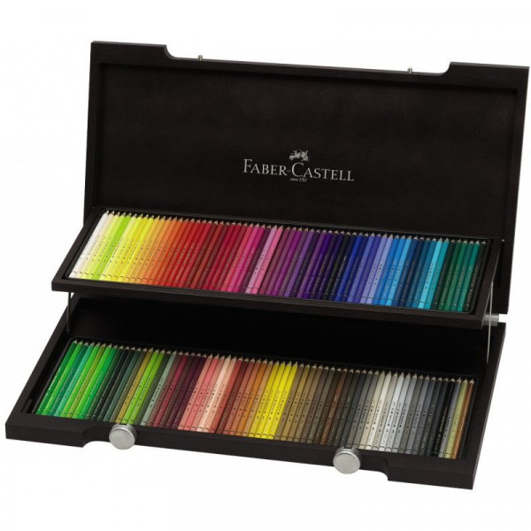 Coffret 120 Polychromos - Faber-Castell
