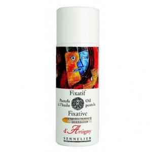 Fixatif pastel à l'huile d'Artigny - Sennelier
