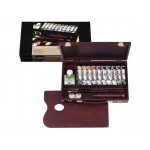 Coffret acrylique Rembrandt Traditional