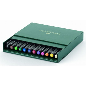Coffret 12 feutres PITT artist pen - Faber-Castell