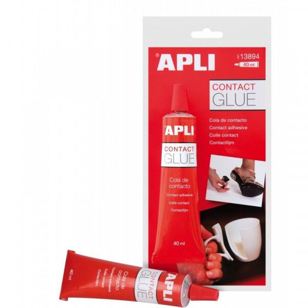 Colle contact - 40ml - Apli